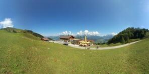 Alpengasthof lärchfilzhochalm fieberbrunn